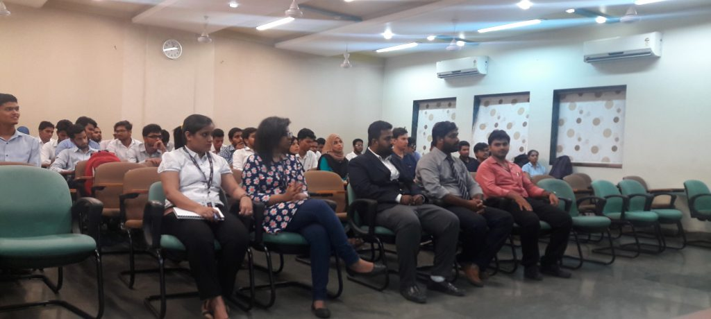 QSpiders Campus Placement Drive