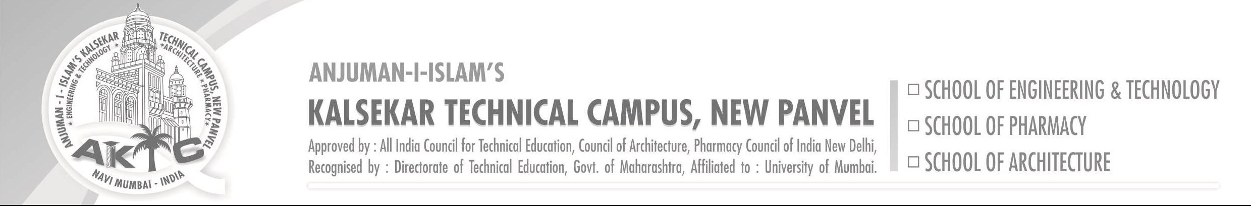 AIKTC School of Engineering & Technology, New Panvel